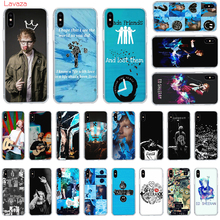 Lavaza ed sheeran Hard Phone Case for Apple iPhone 6 6s 7 8 Plus X 5 5S SE for iPhone XS Max XR Cover цена 2017