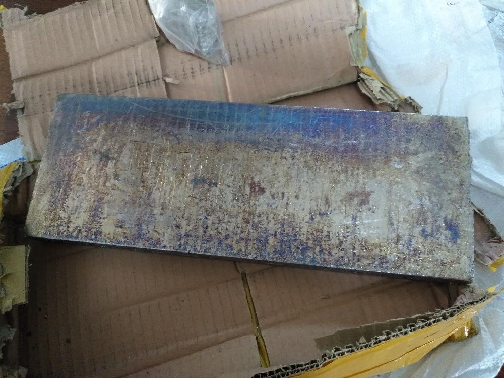 Bismuth Crystals Bismuth Metal Bismuth ingot 16kg High Purity 99 995