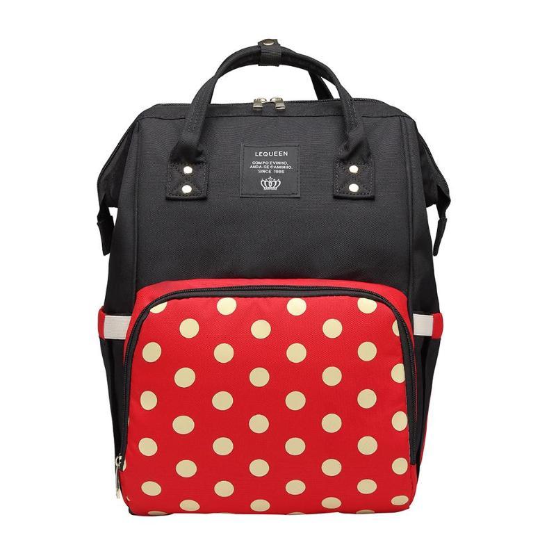 HTB1t5MZJ1OSBuNjy0Fdq6zDnVXam LEQUEEN Fashion USB Mummy Maternity Diaper Bag Large Nursing Travel Backpack Designer Stroller Baby Bag Baby Care Nappy Backpack