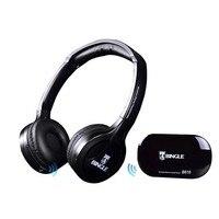 Bingle B616 Wireless FM Radio Headset Multifunction Stereo Microphone FM With Mic PC Phone Earphone Wireless