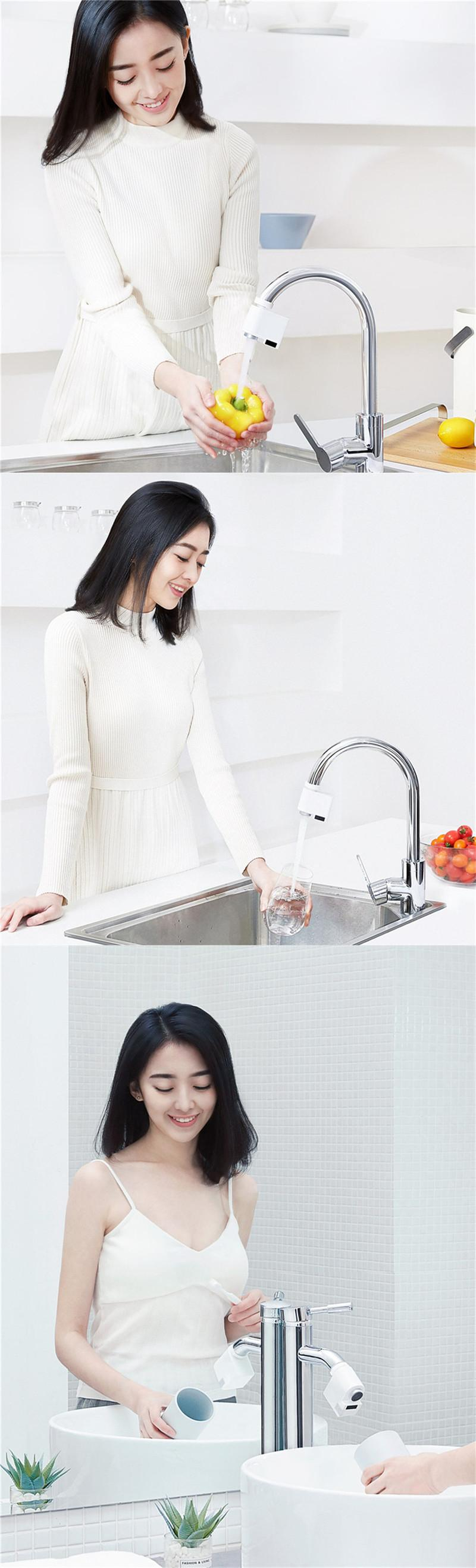 Xiaomi Mijia Touchless Water Saving Device with Automatic Sense Fits most faucets