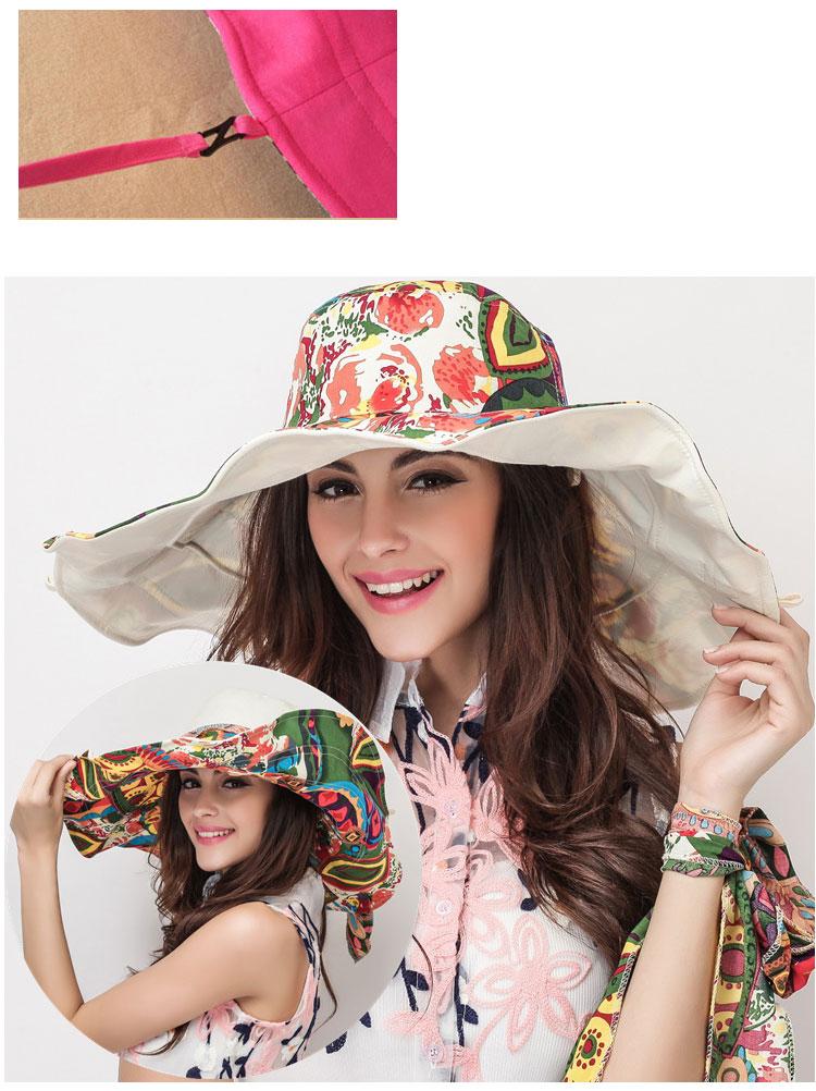 summer hat for women beach hat for women (1)