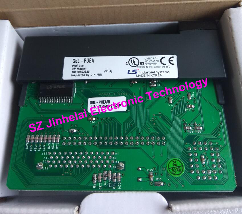 100% New and original G6L-PUEA LS Communication module,Profibus-DP Master(1K)