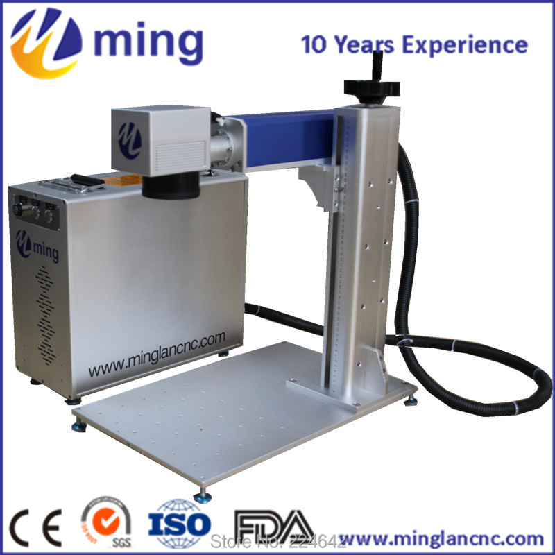 NEW 20W fiber laser marking machine/ China fiber laser engraving machine/ fiber metal making machineNEW 20W fiber laser marking machine/ China fiber laser engraving machine/ fiber metal making machine