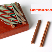 17 Keys Kalimba Sleepers Thumbqin Code Shrapnel Carpets Accessories 2pcs