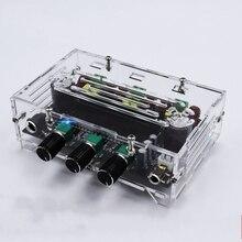 TPA3116 D2 80W+80W+100W 2.1 Channel digital Power Amplifier Board Bass Subwoofer Treble Bass Regulating Ne5532 Pre amplifier