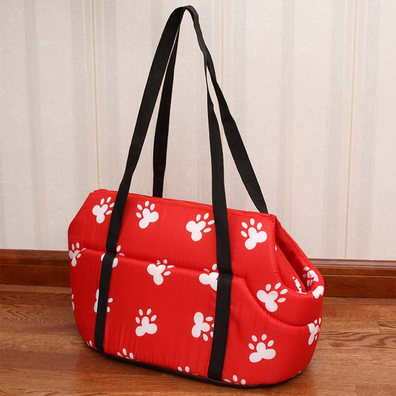 2017 Pet Dog Bag Carrier Doggy Backpack Dogs Folding Portable Bag Travel Bag for Small Cat