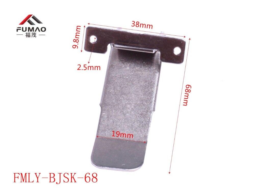 Купить с кэшбэком Manufacturer ear bracket recessed light spring clips