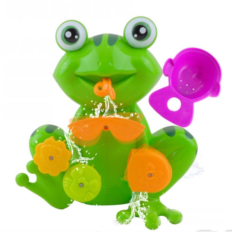 Toddler Bath Toys : Bohs fun toddler bath toys interactive frog toy for