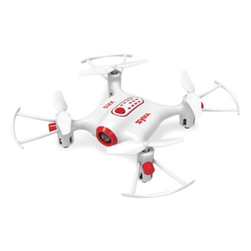 Mais novo Syma X20 2.4G 4CH 6 Aixs Headless Modo Altitude Hold Modo RTF RC Quacopter