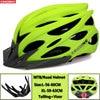 Kingbike capacete de bicicleta ultraleve, capacete de ciclismo para montanha, estrada, mtb, capacetes de luz traseira para homens e mulheres, esportes ao ar livre 20
