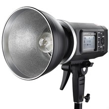 Godox AD600B 600Ws TTL High Speed Sync Outdoor Flash Strobe Light with Built-in 2.4G Wireless X System and 8700mAh Battery