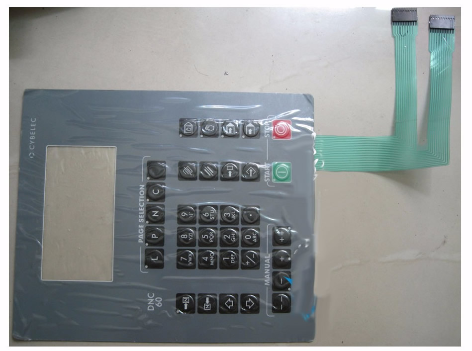 все цены на  MEMBRANE KEYPAD FOR CYBELEC  REPAIR ,FREE SHIPPING  онлайн
