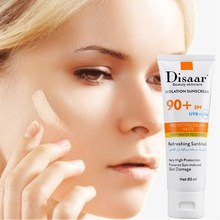 DISAAR 80 мл Волшебная влага SPF90PA++ подушка отбеливающая воздушная подушка изолирующая Солнцезащитная основа для макияжа крем для удаления шрамов