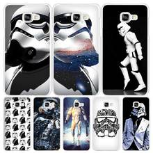 Stormtrooper Phone Cases for Samsung Galaxy A3 A5 A7 2016 2017 A8 A9