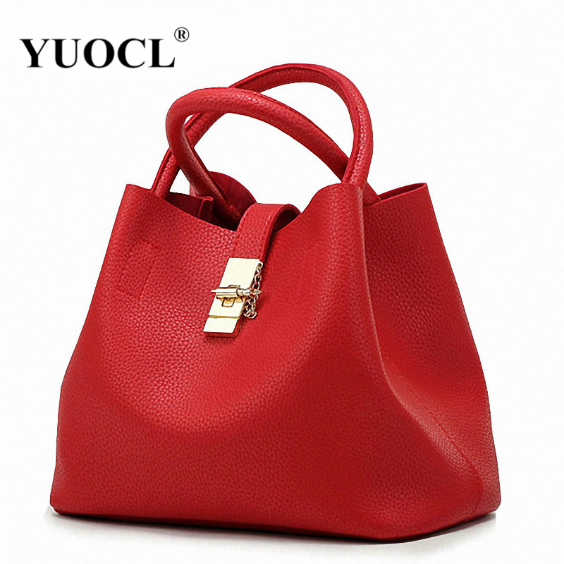 Luxury Leather Handbags Women Messenger Bags Designer Famous Brands  Crossbody For 2018 Shoulder Bolsas Feminina Sac A Main Tote-in Shoulder Bags  from ... 74b38b34688c0