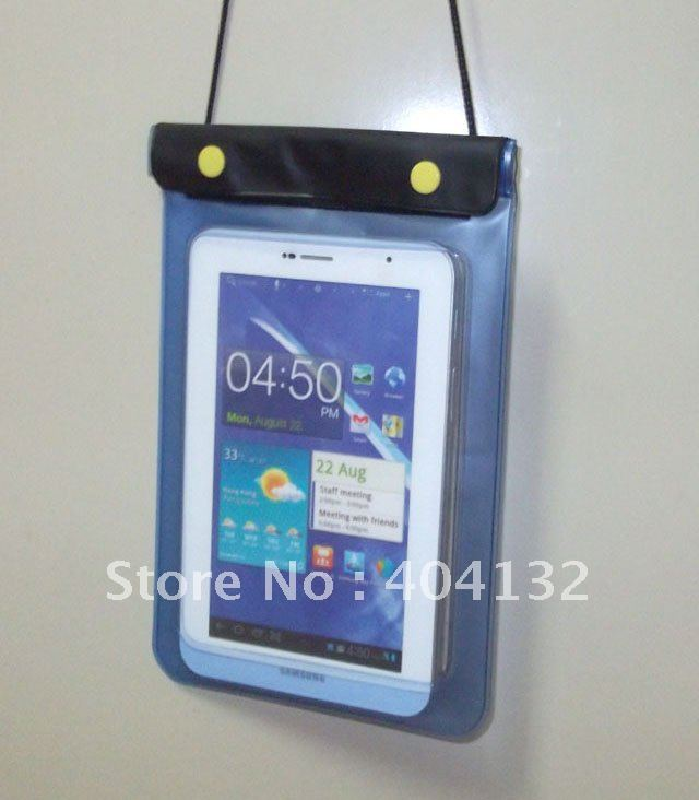 100pcs lot Universal Tablet 7inch Pouch Waterproof Bag Cover Case For Kindle Paperwhite For Samsung Galaxy