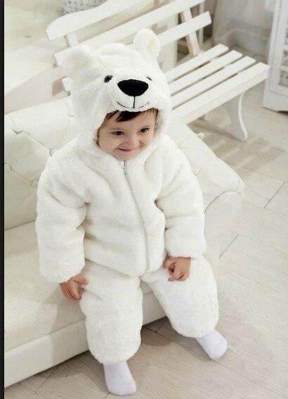 Abrigos de oso polar