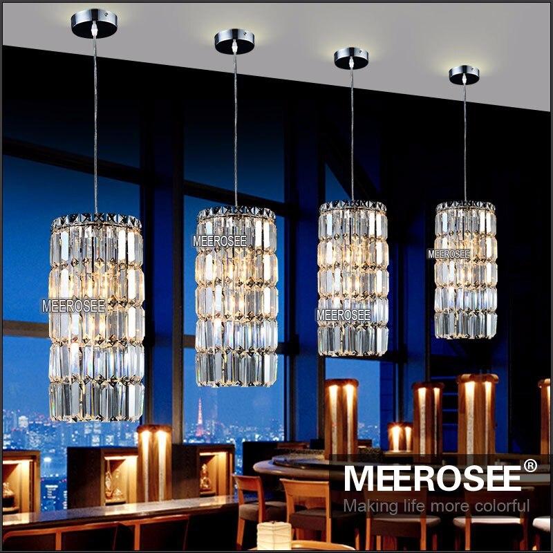 Modern Small Pendant Lights Crystal Hanging Lamp Lustre De Cristal Lamp Dining Room Foyer Luminaire Suspendu Guarantee Luminaria