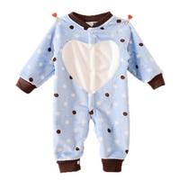 New Brand Unisex Baby Rompers Foot Cover Baby Girls Boys Pajamas Romper Newborn Feet Cover Sleepwear