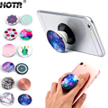 100pcs pop phone Holder car holder 2 in 1 Expanding figure Stand Grip Pop Socket Mount For iphone for ipad tablet devices