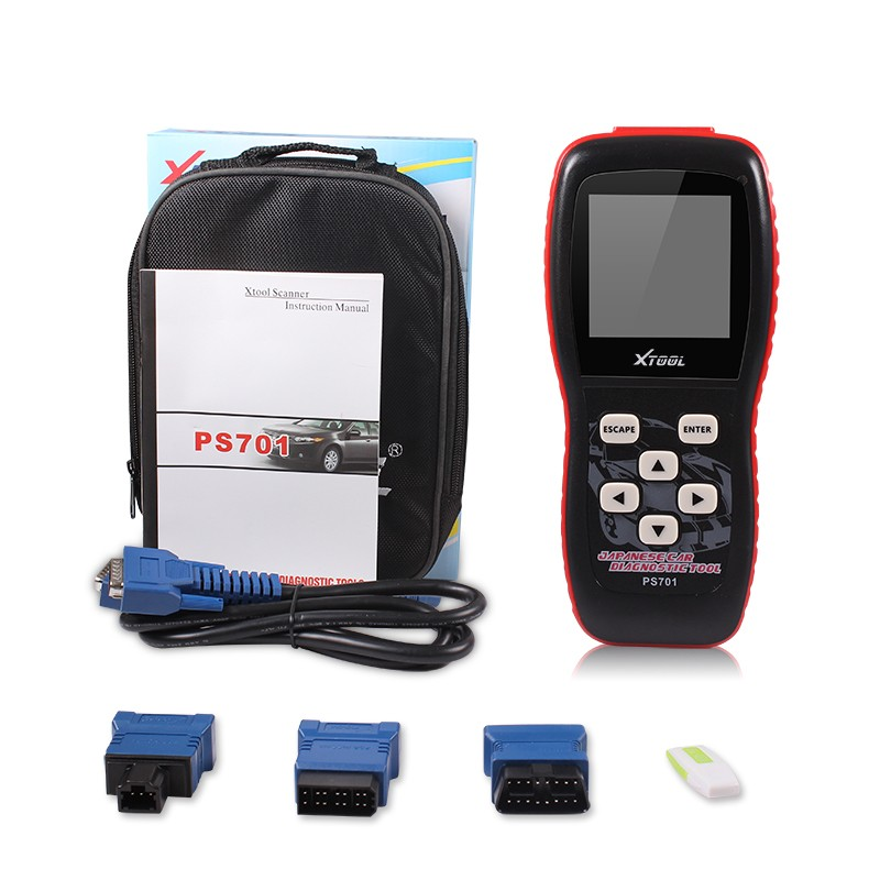 PS701 Japanese Diagnostic Tool-10