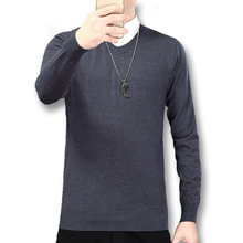 Men Sweater 2017 New Arrivals Men Sweater and Pullovers Slim Fit Men Sweater Casual Cotton Men Pullovers V Neck 3XL Plus Winter