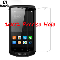 hacrin For Blackview BV8000 Pro Tempered Glass Film Explosion-Proof Screen Protector For Blackview BV 8000 Pro Mobile Phone