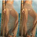2016 новых мужчин юбки сексуальные юбки пляжный отдых Чешские Выдалбливают Длиной до пола Империя длинная юбка faldas мода макси юбка