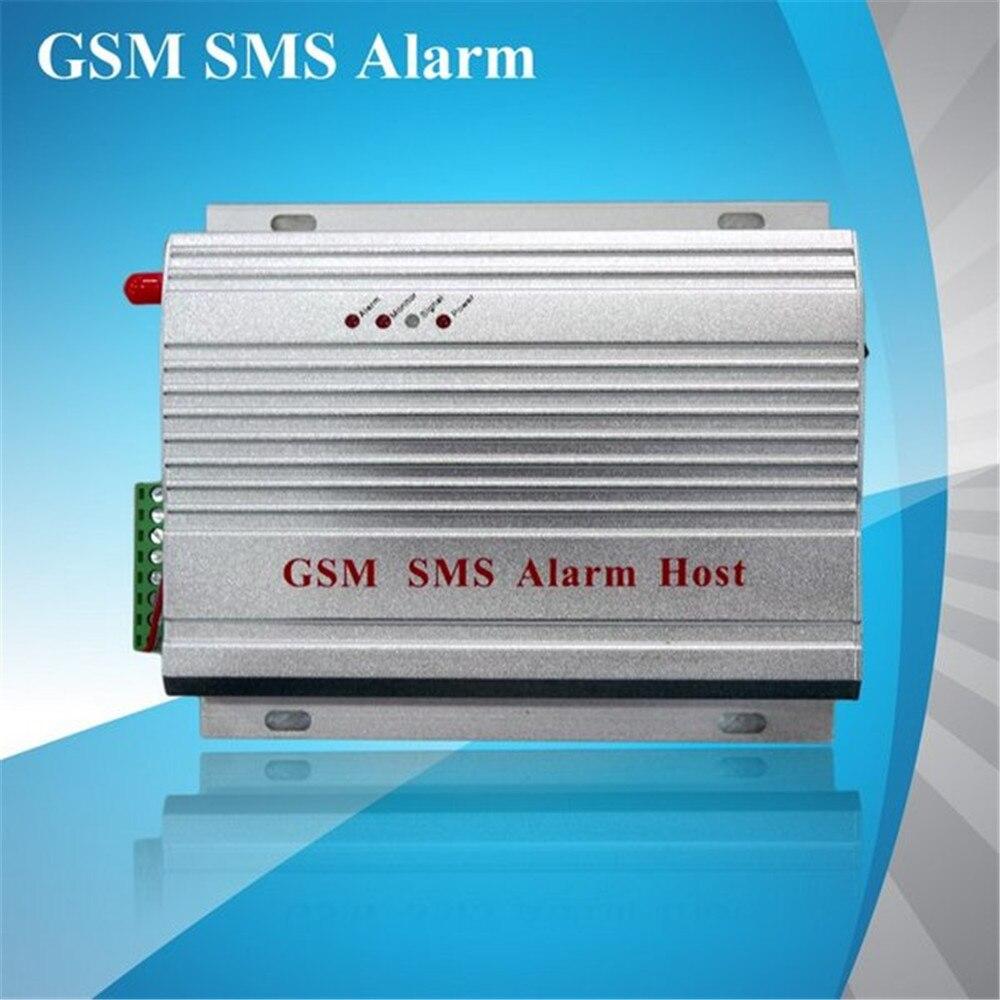Sans fil GSM SMS Système D'alarme