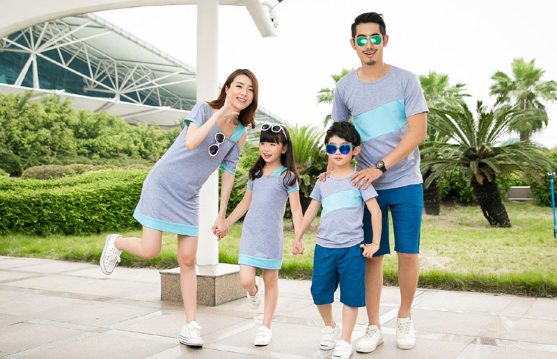 HTB1t5TdJFXXXXayXFXXq6xXFXXXI - Entire Family Fashion - Matching Family Outfits, Smart Casual Styling, 3 Color Options