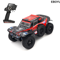 WLtoys 124012 RC Car 2.4G Independent Absorber Rubber Tire Off road RC Crawler 1/12 4WD 60km/h Fast Racing RC Car RTF