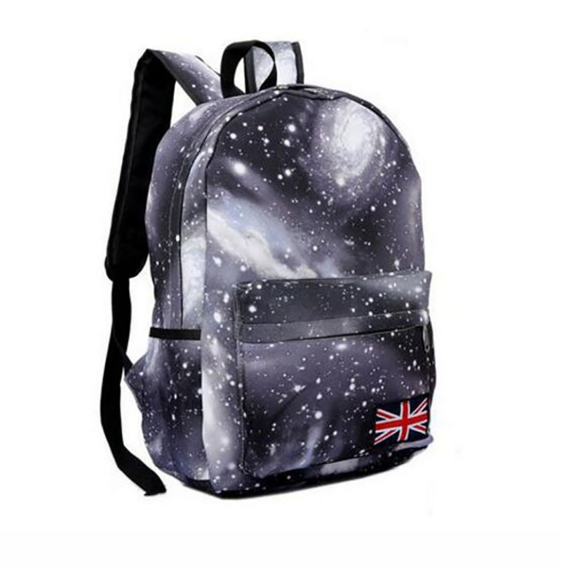 01ccc6ef815 New Fantasy Starry Sky Beautiful Female Backpack Fashion School Bags  ForTeenage Girls Nice Looking Cheap Women s Backpacks 2017-in Backpacks  from Luggage ...