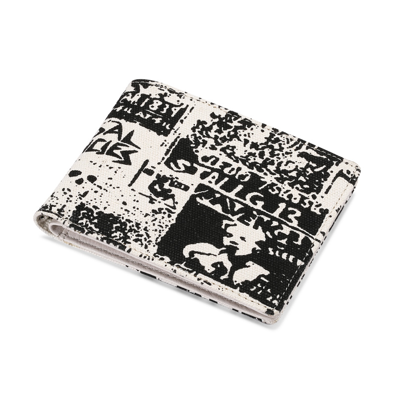 2017 Treafury Linen Mens Wallets Top Quality Wallet Card Holder Multi Pockets Credit Cards Purse Male Simple Design Brand Purse 2017 miwind canvas mens wallets top quality wallet card holder multi pockets credit cards purse male simple design brand purse