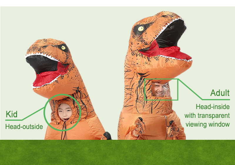 inflatable dinosaur costume-09