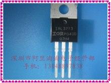 Бесплатный shippin 10 шт./лот МОП-транзистор IRL3713 IRL3713PBF TO-220 оригинальной аутентичной