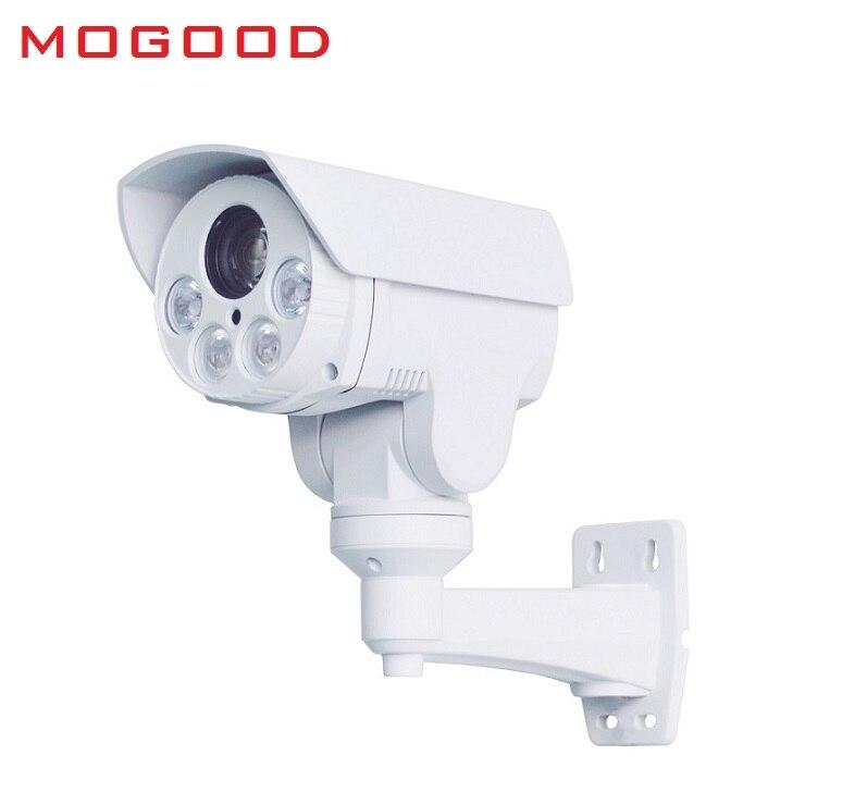 MoGood Turbo HD 1.3MP/960P AHD Camera Mini PTZ Camera BNC 2.8mm-12mm 4X Zoom IR 30M DC12V Support  IP66 hikvision ds 2de7230iw ae english version 2mp 1080p ip camera ptz camera 4 3mm 129mm 30x zoom support ezviz ip66 outdoor poe
