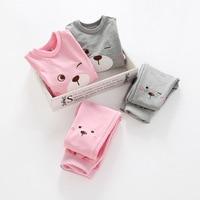 High Quality 100 Cotton Baby Clothing Set Toddlers Children Set Baby Boys Girls 2 Pcs Animal