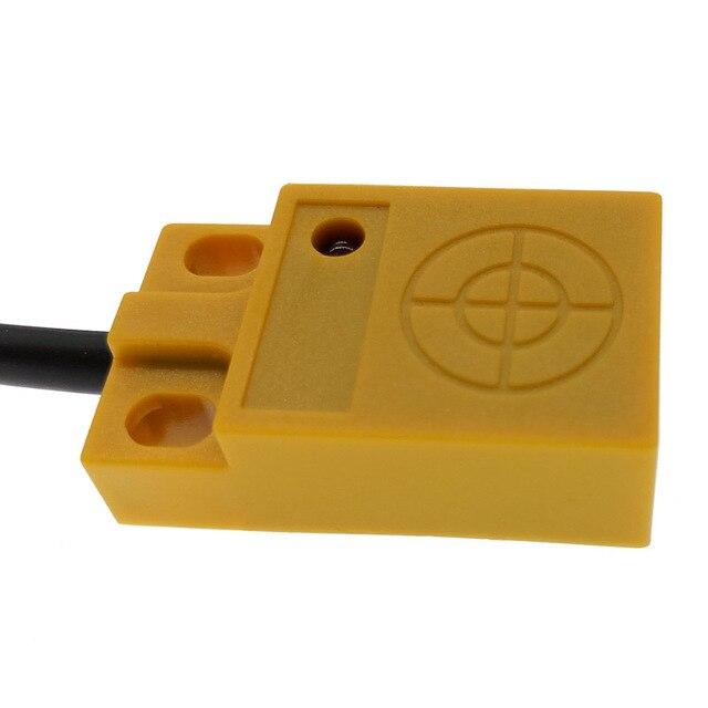 Commutateur de détection de proximité inductif   À, 5mm NPN PNP DC 6-36V