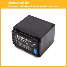 2 unids 3880 mAh Para Panasonic batería de litio cámara VW-VBT380 VBT190 VBT380
