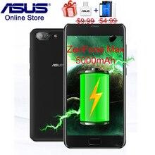 ASUS ZenFone 4 Max Artı ZC550TL X015D, 5000 mAh Pil Smartphone, 5.5