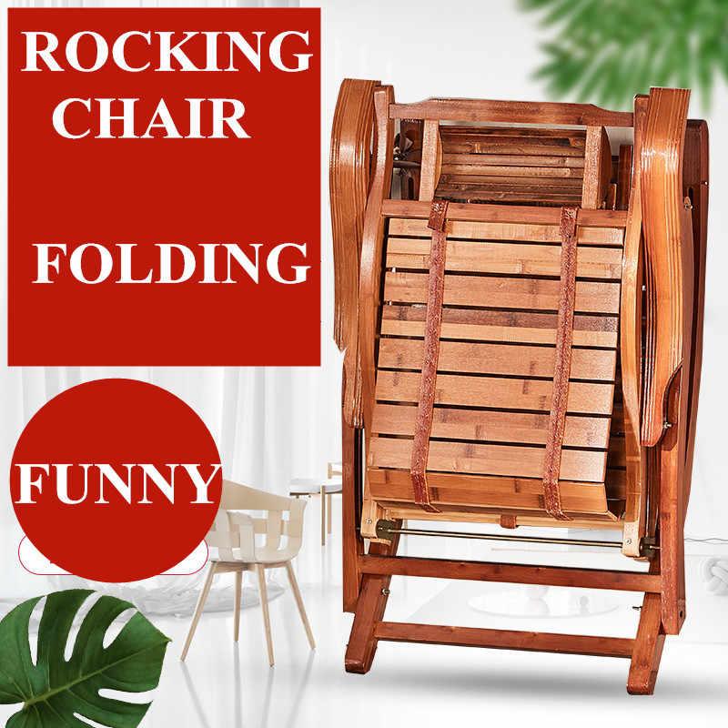 Бамбуковое складное кресло-качалка шезлонг для дома гостиной диван ленивый стул для интима мебель складная кровать диваны подшипник 150 кг