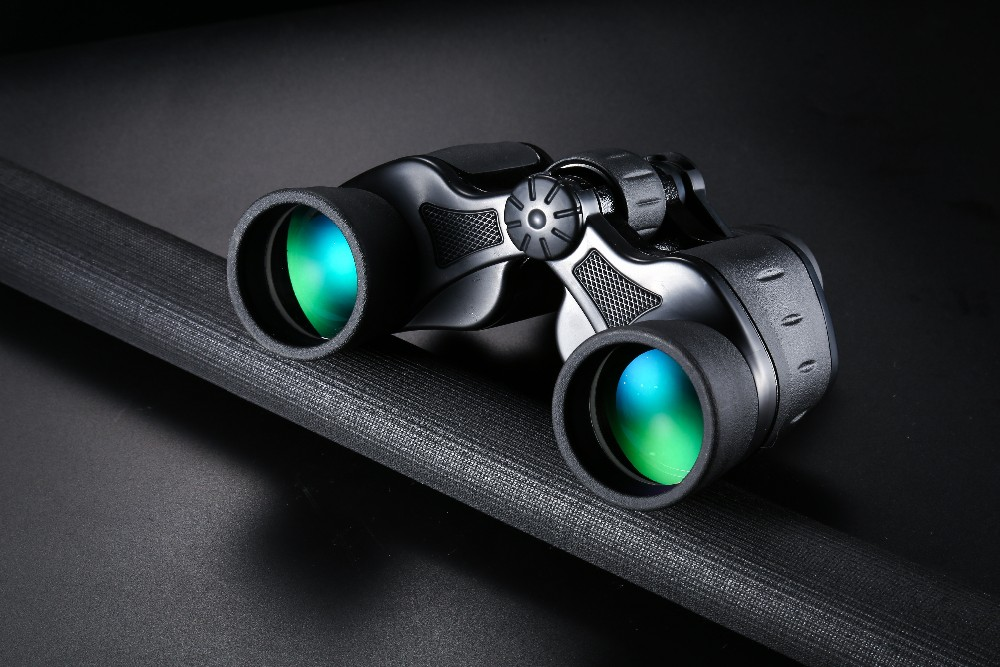 font b Binoculars b font New HD 8x42 Central focus Hunting Non night vision Outdoor