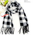 2016 Women Winter Warm Scarf With Wool Blend  and Geometric Men Wrap Scarf Shawl Stole Pashmina