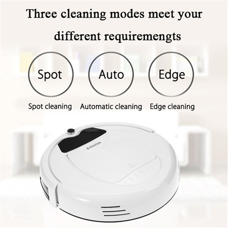Alfawise Cordless Smart Robot Vacuum Cleaner For Home Sweeping Machine Vacuum Cleaner Filter Robot Cleaner Vacuum Machine B3000 vbot sweeping robot cleaner home fully automatic vacuum cleaner special offer clean robot mopping machine