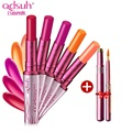 Qdsuh 20 Color Glamor Lipstick Moisture Waterproof