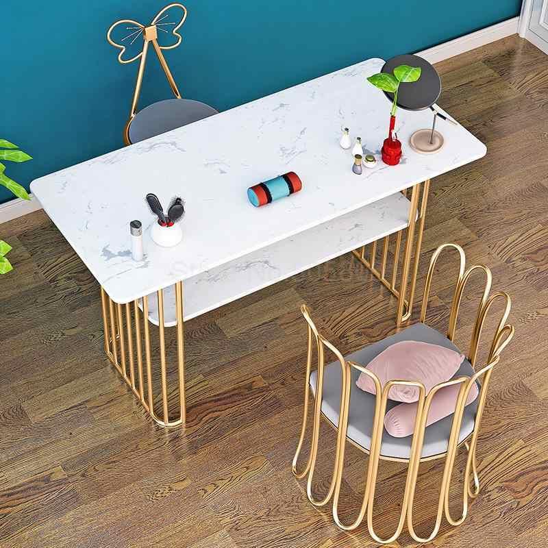 Сетчатый красный стул ins, скандинавский минималистичный стул для спальни, индивидуальный стол для кафе и стул, художественный стул для столовой