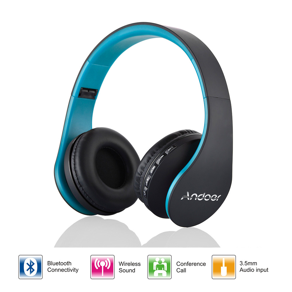 HTB1t5YyIXXXXXcMXFXXq6xXFXXXJ - Docooler LH-811 Headphones Wireless Stereo
