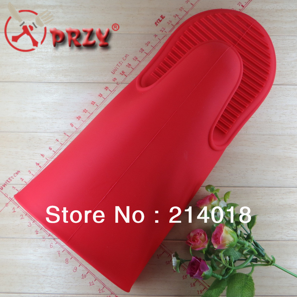 cake tools Quality assurance of FDA silicone gloves Length High temperature resistant 230c NO SI107