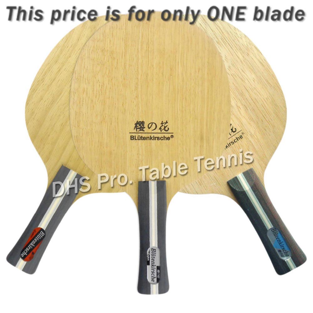 Kokutaku BLutenkirsche B-CARBON Carbon Table Tennis Blade For Paddle Racket